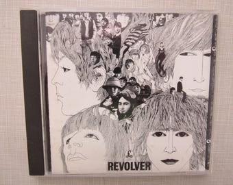 The Beatles Revolver CD Free Shipping