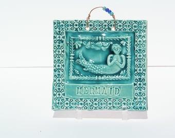 Mermaid in Turquoise