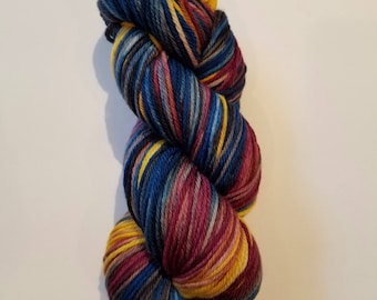 Painted Desert - DK Superwash Merino