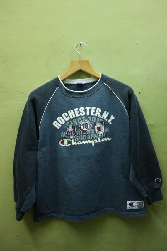 Vintage Adidas Sweatshirt Big Spell Out Sports Wear Pullover Crew Neck Streetwear Sweater Size M 8em72