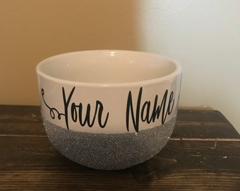 Large personalized coffe mug