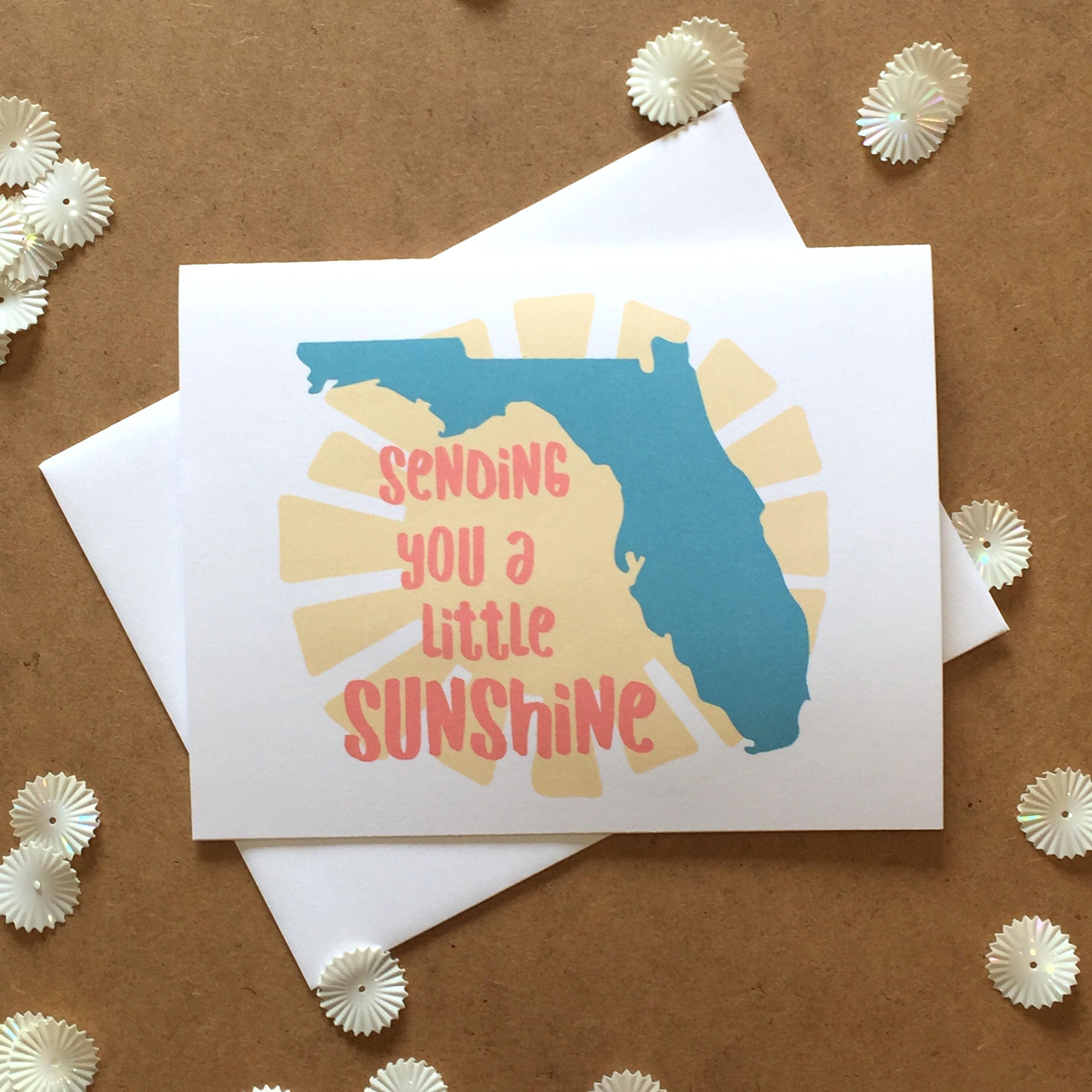 Florida greeting card florida gift greetings from florida zoom kristyandbryce Gallery