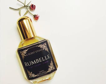 Rumbelle // Once Upon a Time inspired Natural Women's Fragrance // Rumple // Belle// OUAT//Fandom