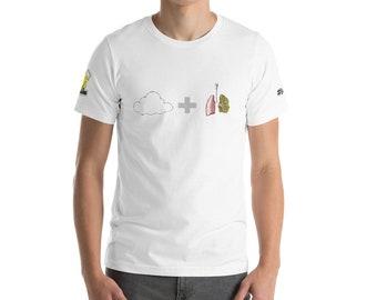 Cloud + Lungs T-Shirt