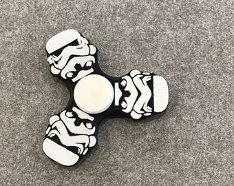 Star Wars Stormtrooper Fidget Spinner