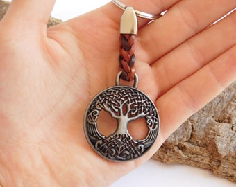 Tree of Life Keychain_ ALMA35420.526358_KeyChains_ Gift Ideas_ Tree of Life Keychain