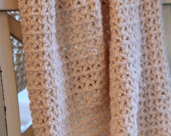 Crochet PATTERN - Crochet Baby Blanket Pattern - Crochet Blanket Pattern - Afghan Crochet Pattern - Crochet Pattern Blanket - PDF 412
