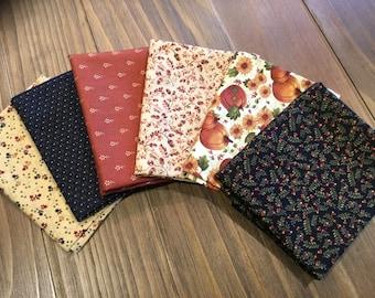 Item # 126/ ***SALE*** / Fabric / Quilting Fabric / Fat Quarters /