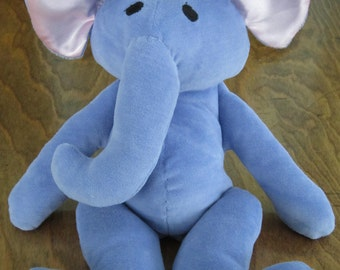 Soft Toy Elephant For Baby