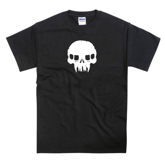 Resistance Chymera Skull PS4 Tshirt