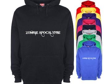 Zombie Apocalypse  Hoodie