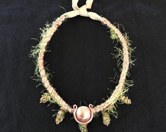 Handcrafted original necklace