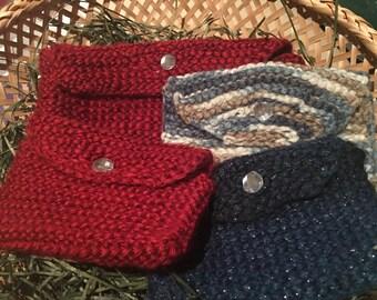 Crochet Wallet or Card Holder