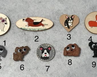 Puppy Dog Magnetic Neede Minders