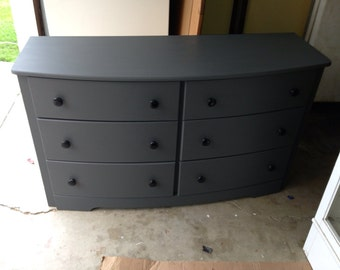 grey com decor dressers dark drawer shop pl bedroom home furniture at dresser south lowes shore mahogany noble