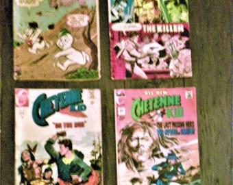 Charlton Vintage Comics 60s 70s