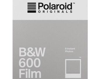 Polaroid Orinigals B&W Film for 600