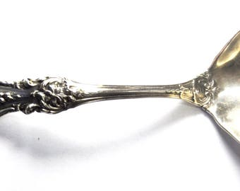 """Francis I by Reed Barton Sterling Silver 6 7/8"""" Solid Gravy Ladle"""