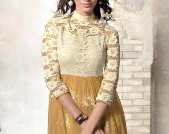Indian Pakistani Bollywood Designer Kurta Kurti For Women Ethnic Dress Tunic Top