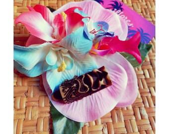 Tiki Flower (Pink)