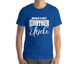 awesome uncle looks like, t shirt for uncle, gift for uncle, new uncle, uncle to be, uncle shirt, uncle gift, Short-Sleeve T-Shirt