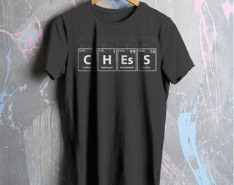 Periodic table shirt etsy urtaz Images