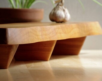 Fruit Platter - Wood Serving Board - Snack Presentation - Cheese Plate - Breakfast Tray - XXL Platter - Housewarming Gift - For Foodies