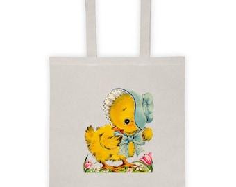 Easter Basket Children Party Favor Candy Bag Lunch Bag Tote Bag Version 1