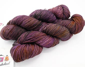 That's My Jam - Hand Dyed Yarn Dyed to Order
