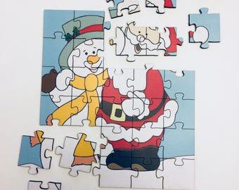 Santa and Christmas Puzzles