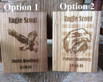 Scout Eagle Box Book