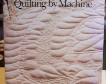 "Singer Quilt Book ""Quilting by Machine"""