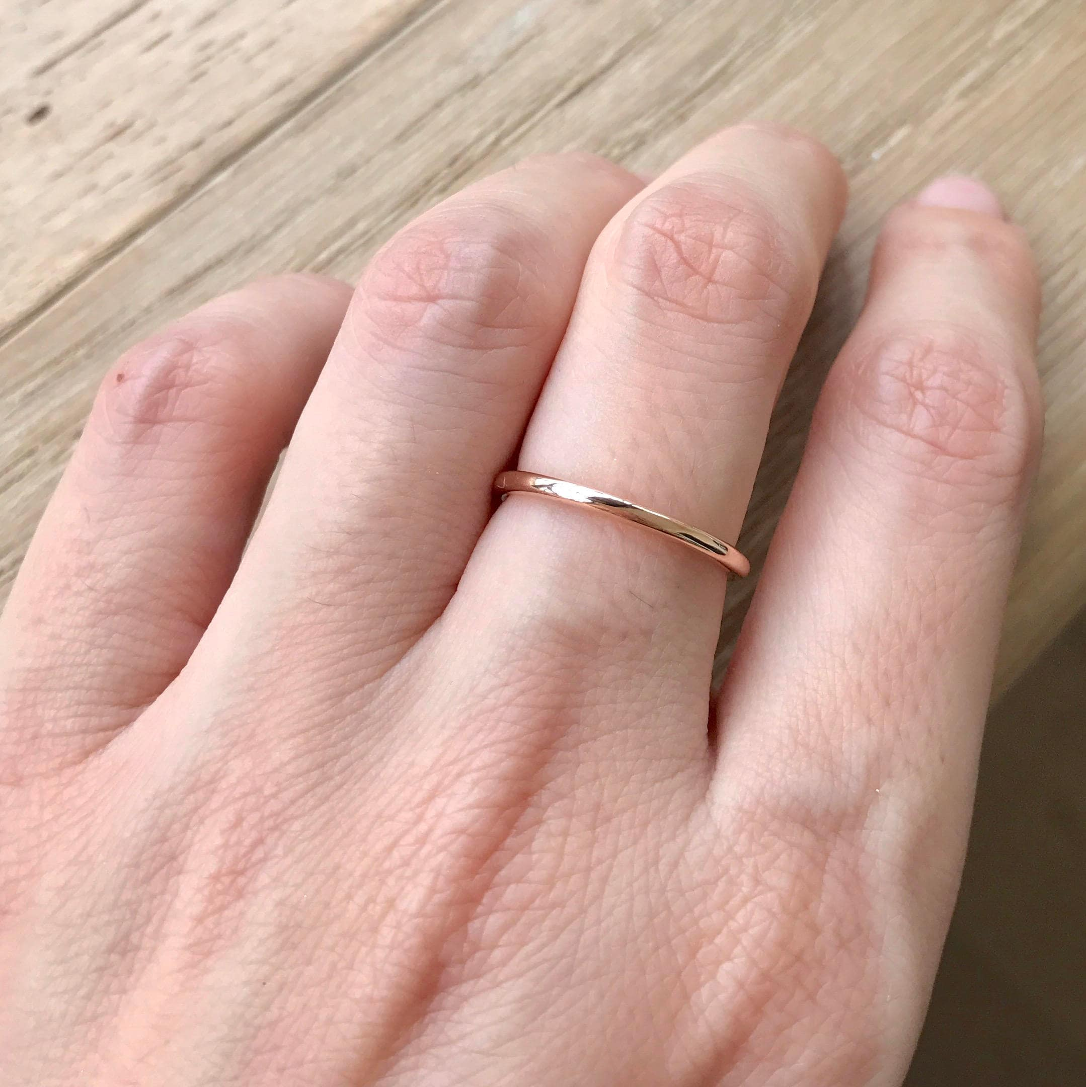 fresh white gold simple bands wedding band ring com manworksdesign