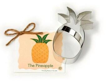 Pineapple Cookie Cutter By Ann Clark