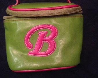 Small Vintage Makeup Bag