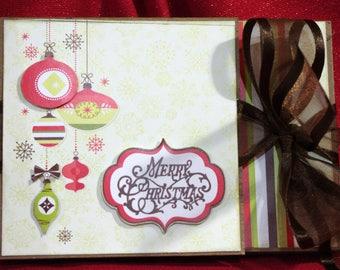 Ornament Christmas Album