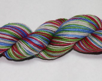 We're All Misfits Self Striping Hand Dyed Sock Yarn