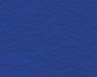 "18"" x 24"" Royal Blue Acrylic Felt FQ - equal to 4 Sheets Felt"