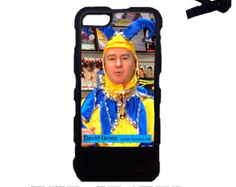 The Jester Custom Photo Personalized iPhone 5 protective case -LOW SHIPPING- Great Gift Idea!