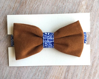Bow tie leather - Delft