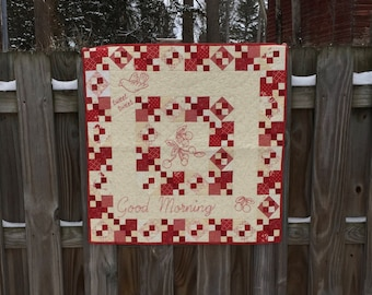 Good Morning Quilt Kit by Minick and Simpson