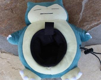 Snorlax Bucket Chalk Bag