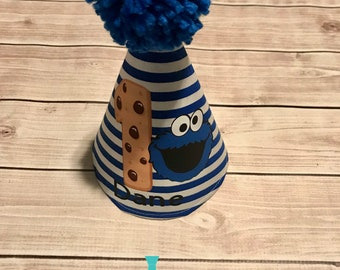 Personalized Cookie Monster Hat