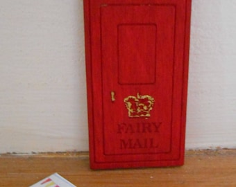 Fairy Postbox / mail / letters