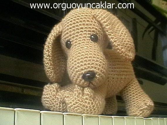 Amigurumi Lion Perritos : Amigurumi dog pattern