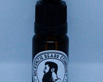 McKenzie Beard Company - 10ml Beard Oil