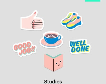Studies Sticker Pack