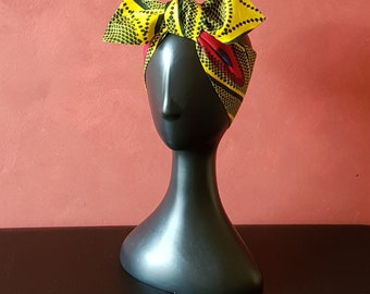 Yejide - Versatile handmade ladies Head scarf/ Cravat/ Neck scarf/ Neckwear