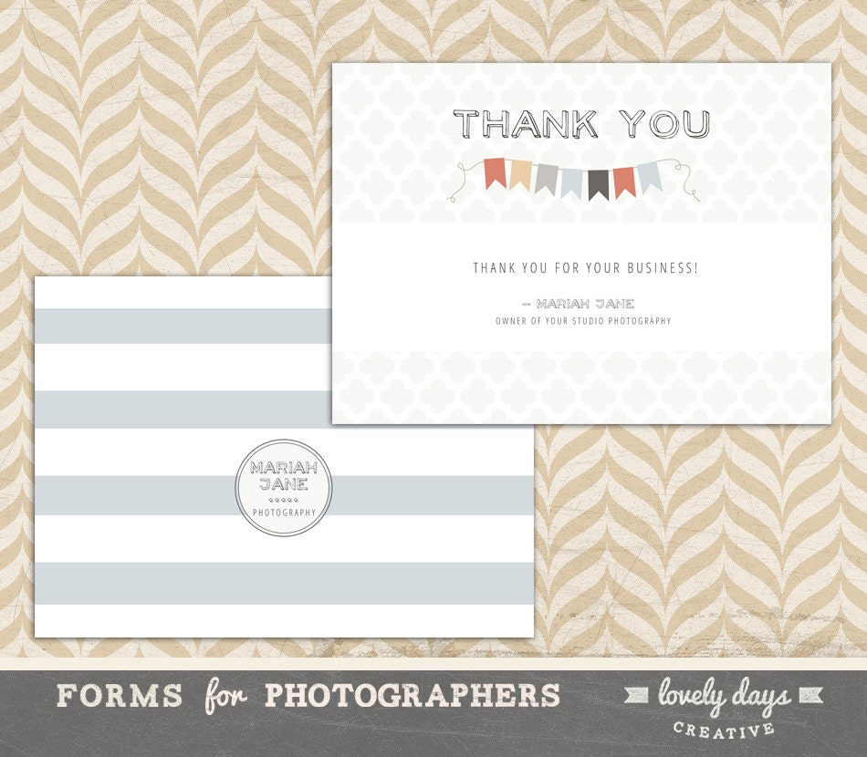 Business Thank You Cards Client punchbowl invitations