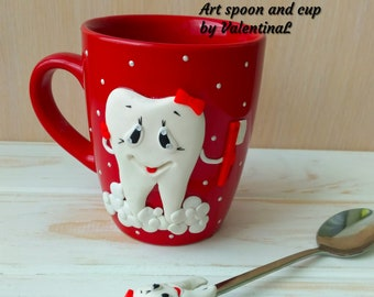 Surgeon Gift, Dentist Gift, Tooth Doctor, Dental Mug, Gift for Dentist, Hygienist Gift, Dental Assistant Mug, Dental Hygienist, Dental Gift